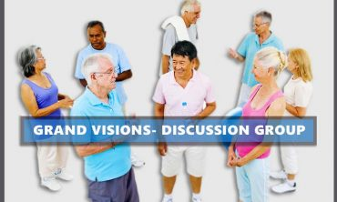 Grand Visions- Discussion Group- Sept. 19th